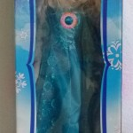 Extra large Frozen doll Elsa plu 134