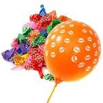 12 inch Lip balloons 2