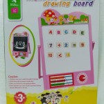 Drawing board wooden plu