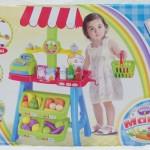 PLU 529 Market stall sell 2200 baht