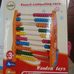 Abacus pencil computing rake Plu 71 385 Baht